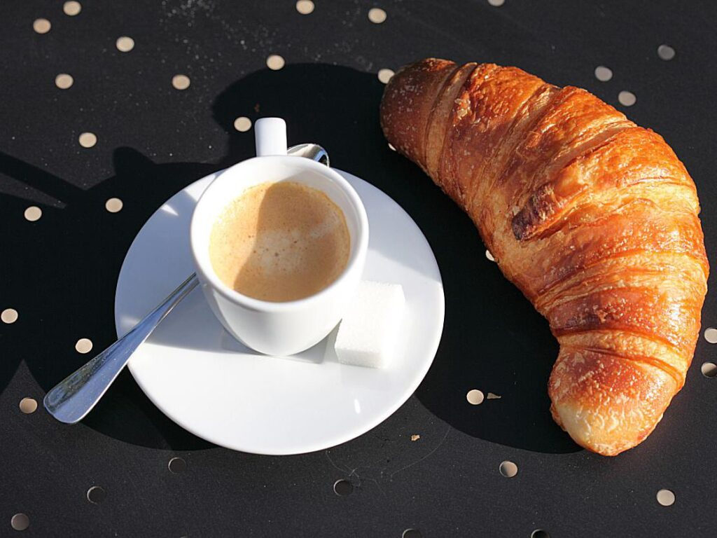 coffee spread in france