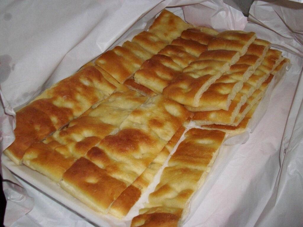 street food of liguria