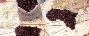 spread of cofee