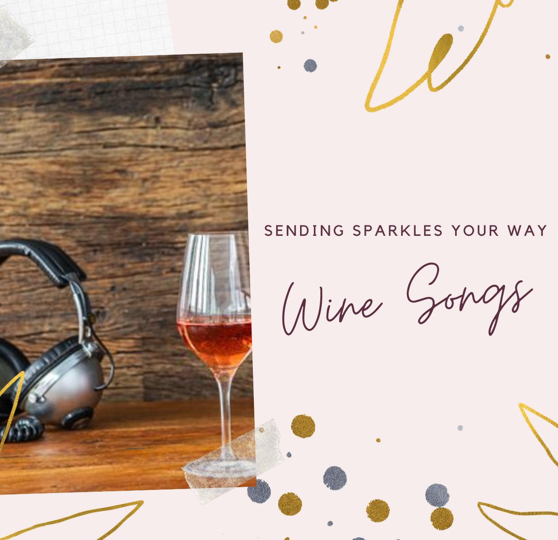 wine songs
