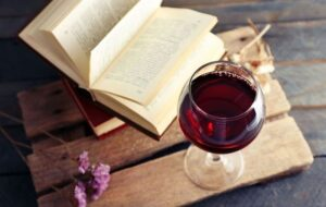 wine and literature