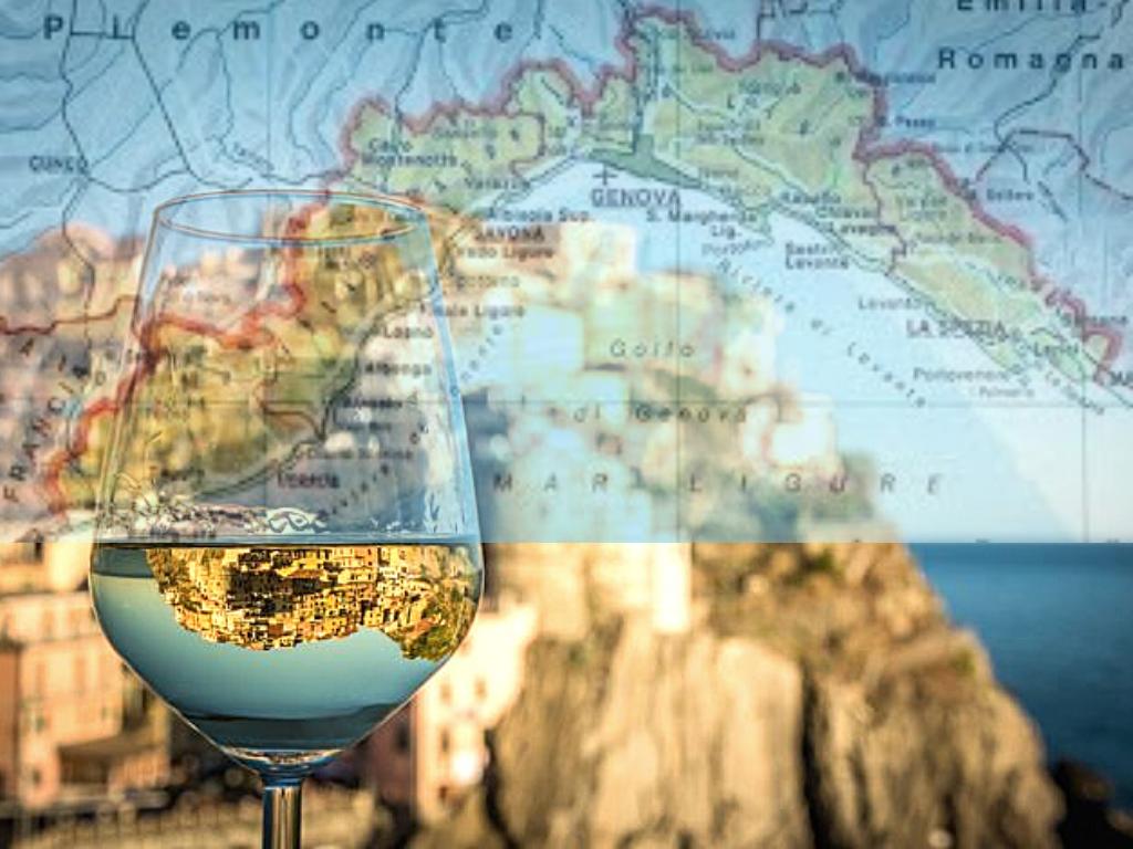 food and wine of liguria