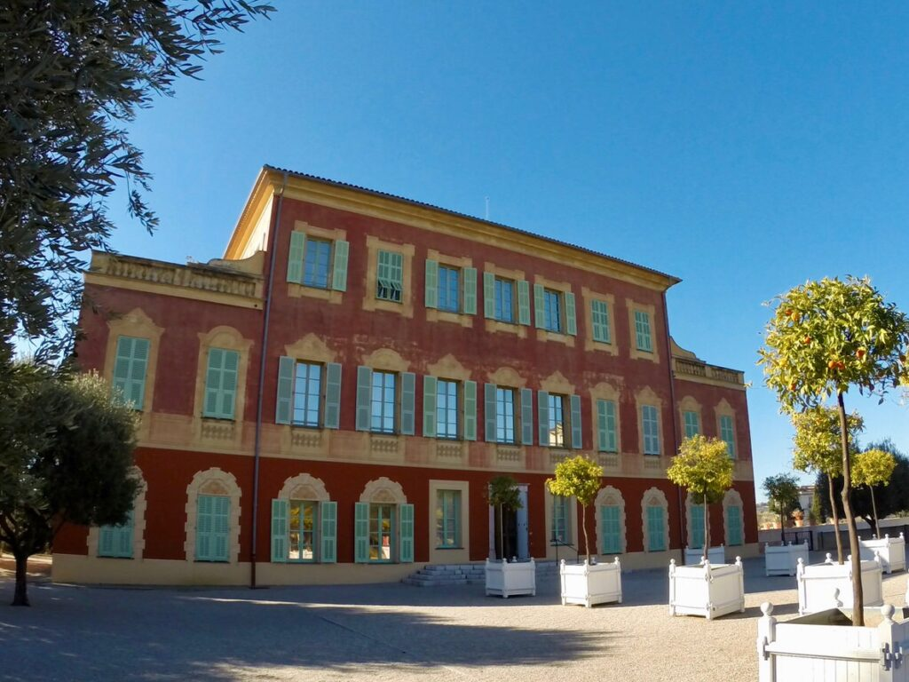 museums in nice
