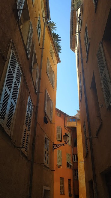 Old town of Nice