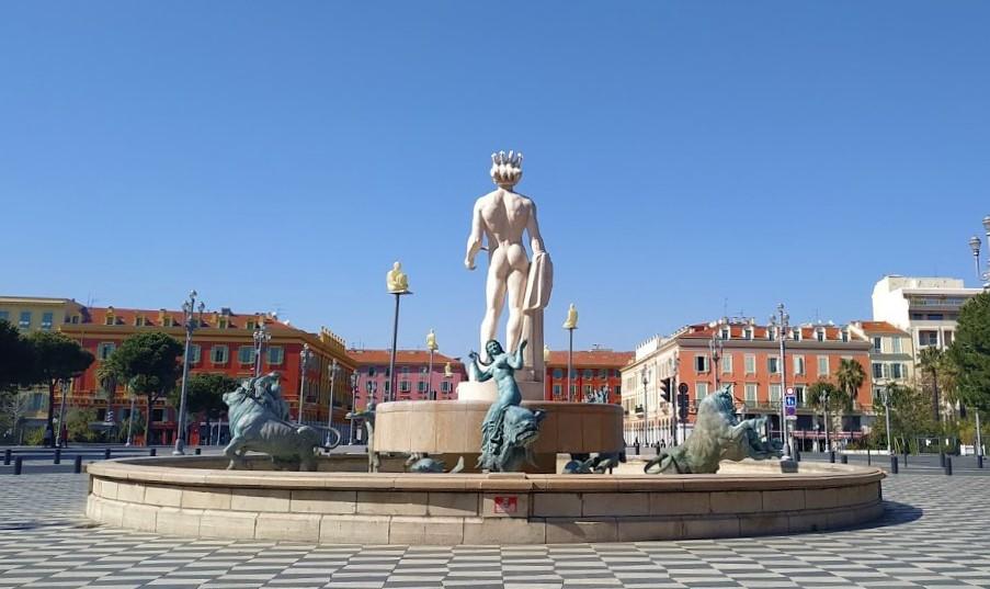Massena square