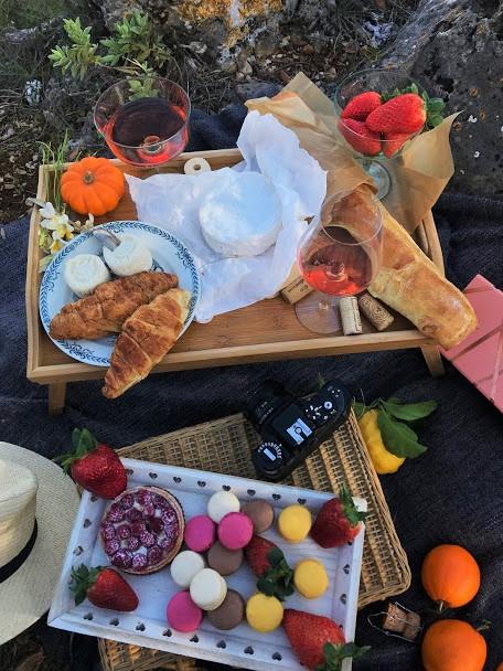 picnic in nice