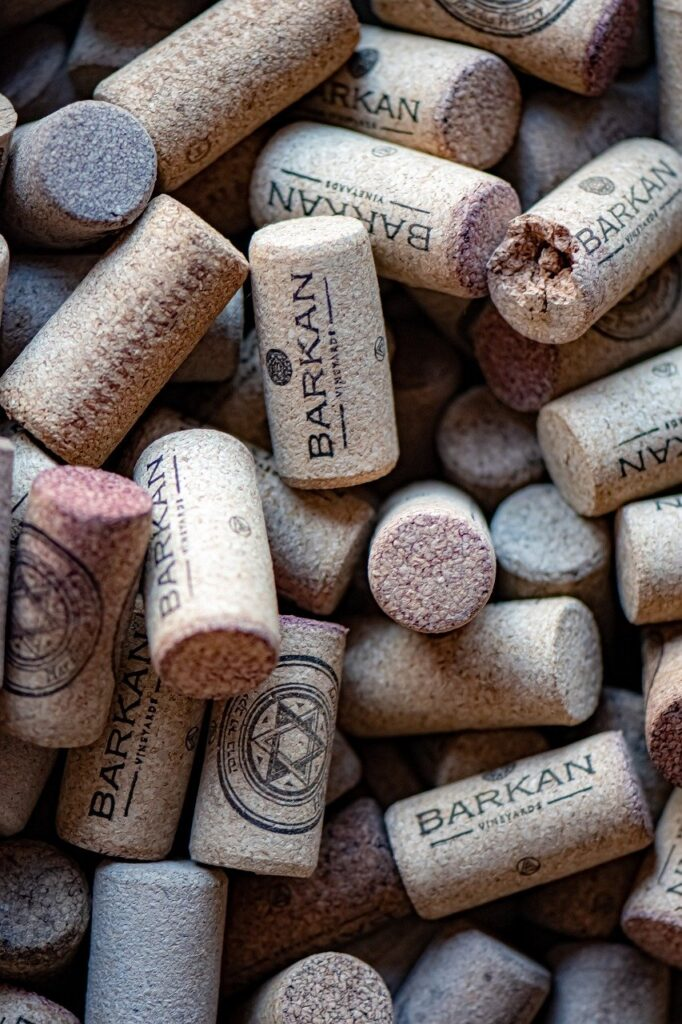 technical wine corks