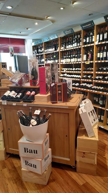 wine shop Nicolas Nice