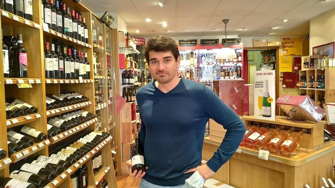 wine shop nicolas